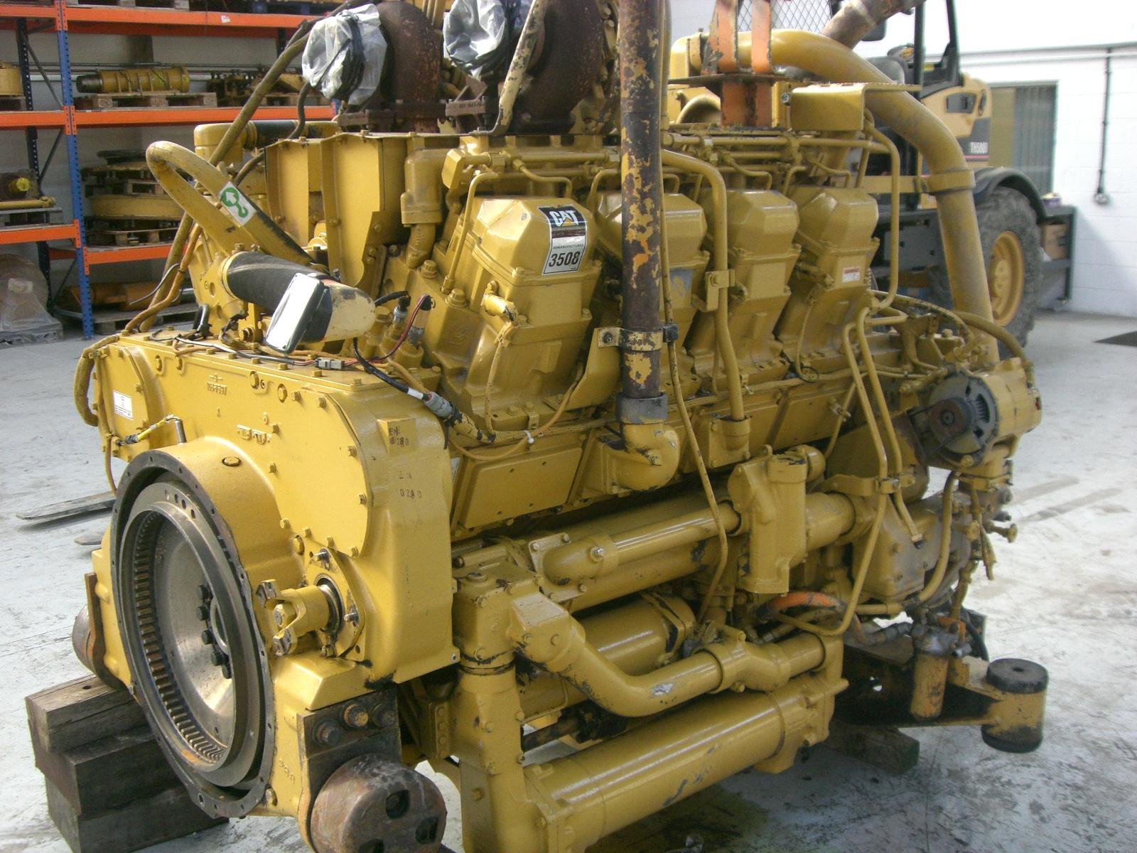 Used Cat 3508 Engine