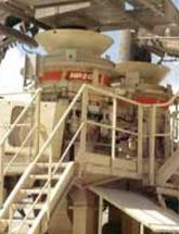 Used Metso HP200 Cone Crusher