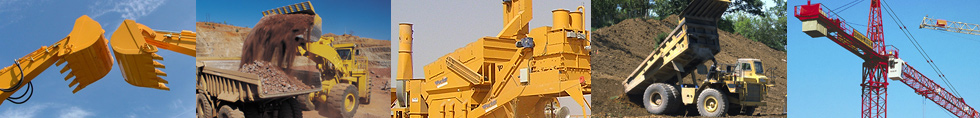 Spare Parts/Plant & Equipment/Earthmoving Equipment/Cranes/Spare Parts/Wear Parts